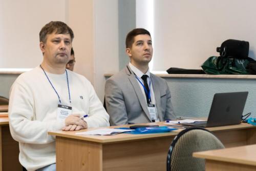 Секционное заседание ICIT-2019