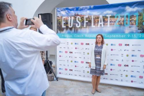 Т.В. Тулупьева на конференции EUSFLAT 2019