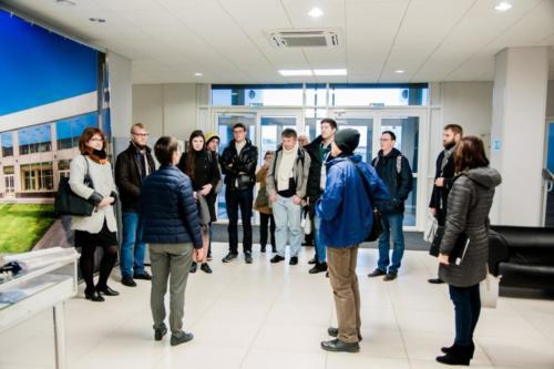 Экскурсия в наноцентр Ульяновска