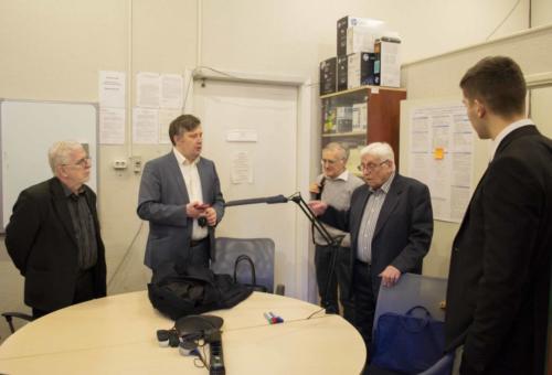 Лаборатория ТиМПИ, завершающая дискуссия
