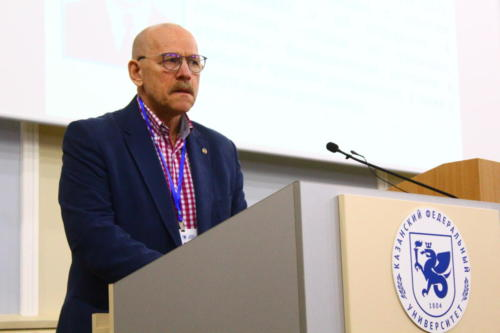 Открытие пленарного заседания Александр Октябринович Прохоров