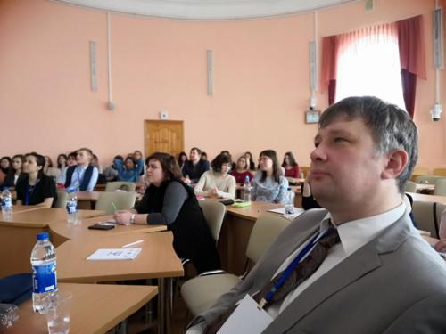 Александр Львович Тулупьев на зимней школе по психологии состояний