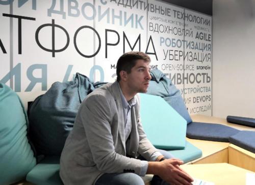 М.В. Абрамов. НОЦ ИИП (Газпром нефть)