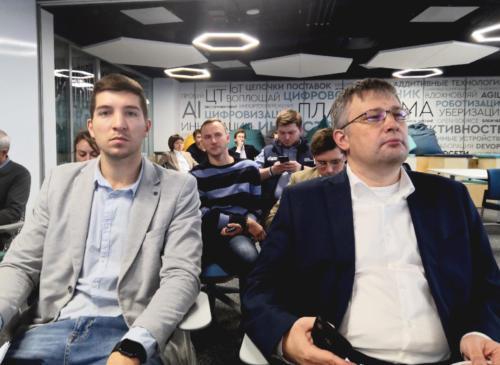 М.В. Абрамов и А.Л. Тулупьв. НОЦ ИИП (Газпром нефть)